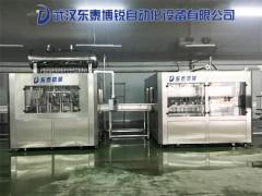 东泰博锐小龙虾灌装机价格, 底料灌装机性能