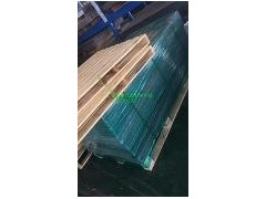 上海pc耐力板 防火V0級pc透明板實心板 94-V0阻然板