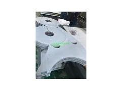 PC板大型CNC切割機精密切割加工、半弧形打孔銑槽