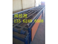 宁津县A级防火匀质板设备生产线现货供应