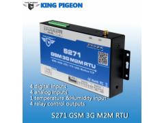 S271 GSM GPRS 3G远程控制报警装置