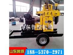 XYX-200轮式地质工程勘探取芯钻机现货供应