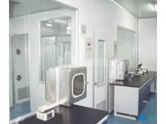 空气净化器测试舱的温湿度控制系统