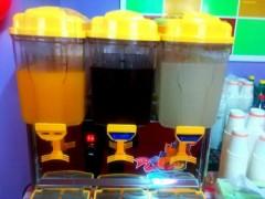 上海商用冷热饮料机租赁三缸、二缸速溶咖啡机租赁