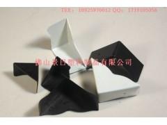 三面護角,箱底護角,周轉箱包角,塑料護角