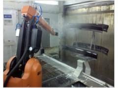 油漆自动喷涂机器人