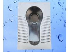 不锈钢水冲蹲便器更能节省空间和成本