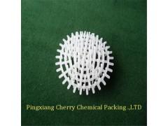全新PP PVC料塑料海胆环批发