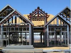 【兴建钢结构】烟台钢结构  烟台厂房钢结构  烟台彩钢板房