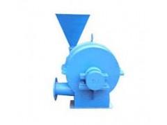煤粉机是一种带有破碎环的冲击转子式破碎机