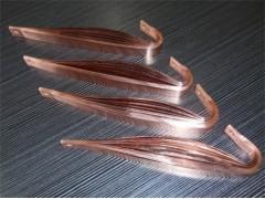 電池箱正負極銅軟連接 軟銅排連接