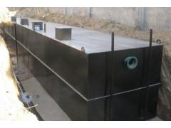 餐具消毒清洗廠污水處理設備廠家工藝流程