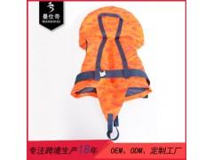 儿童加压浮力背心 游乐场救生衣水上漂流 救生背心 冲浪浮力衣