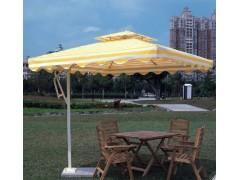 2018年新款庭园伞,户外休闲遮阳伞,保安站岗伞印字