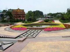 贵州艺术压模地坪压花路面强化剂低成本高品质湖北印花地坪施工