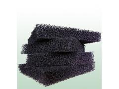 蜂窝状活性炭棉