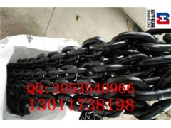 高强度Φ26×92刮板机圆环链条