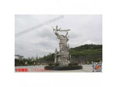 华阳雕塑 仙女雕塑 山西大型景区雕塑 山西地产雕塑