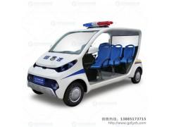 廣西百色河池崇左4-6人敞開式5KW電機交流系統物業街巡邏車