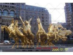 铜马-动物雕塑-文禄
