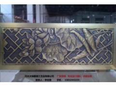铜浮雕-铜塑制作-文禄