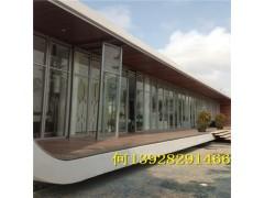厂家全国安装 ?#39057;?#27963;动玻璃隔断墙 折叠移动玻璃门外墙