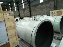 洛阳化工厂衬胶管的性能介绍及特点