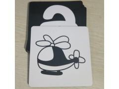 濟寧批量定制印刷嬰幼兒早教學習啟蒙卡片