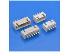 定制2.5 间距连接器 单排针座  JST XH连接器
