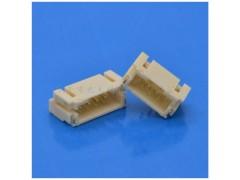 2.0间距连接器    JST PH条形连接器  立式插座