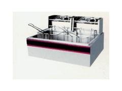 金佰特商用厨具专业的单缸双筛电炸炉_售卖厨房设备