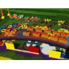 兰州幼儿游乐设施 要买优质幼儿软式器材,当选甘肃懿文商贸