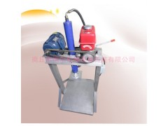 千张机配套设备 河南专业的恒尔HEYZ-1豆腐皮液压压榨机器供应商是哪家