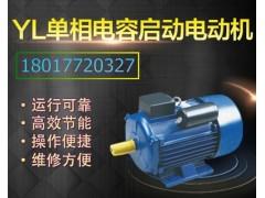 上海德東電機YC8012單相異步電動機0.37KW電機
