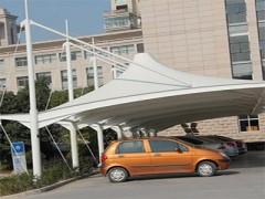 推拉棚定制-上海市专业的膜结构停车棚公司