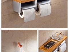 廈門緯圖專業提供廁所衛生間紙盒_雙聯卷紙器