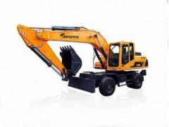 贵州詹阳动力重工供应专业的JY615E-N轮胎式液压挖掘机-特种工程车厂家直销