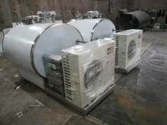 鲜奶保鲜罐|河南专业的500L卧式牛奶保鲜罐哪里有供应