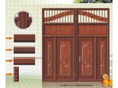 潍坊地区品质好的仿铜铁门|仿铜铁门价格