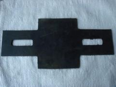 濮陽橡膠墊板 偉基鐵路器材橡膠墊板怎么樣