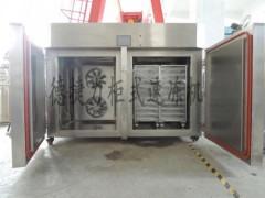 深圳高性价海?#25105;?#27694;柜式速冻机DJL-QF400A哪里买|小型液氮速冻机厂家