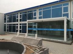 中建式箱房厂家|买中建式箱房就选河南省众之鑫钢结构工程