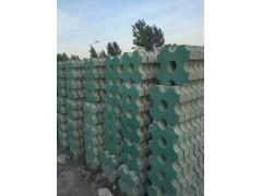 植草砖生产销售厂家,隔离墩