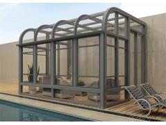 在哪能买到有品质的断桥铝阳光房|专业的断桥铝阳光房铝包木阳光房遮阳阳光房