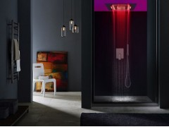 宁波市淋浴房尺寸——佛山优质的LED暗装花洒【供应】