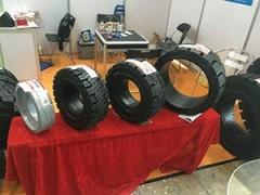 安徽省叉車車輛實心輪胎16x6-8廠家直銷 質量三包