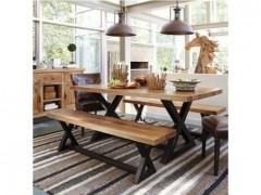 设计新颖的快餐桌椅新茂家居供应 海南快餐桌椅批发
