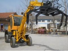 选购价格优惠的抓草机就选青州博创机械——山东50抓木机