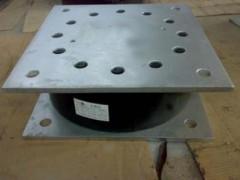 贵州铅芯橡胶支座|优惠的铅芯橡胶支座就在金振橡胶