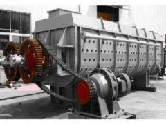 干燥機供應商,大楚干燥KJB系列空心槳葉干燥機怎么樣